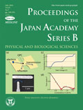 Proceedings of the Japan Academy, Ser. B Physical and Biological Sciences